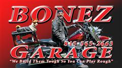 Bill Bonez - Bonez Garage